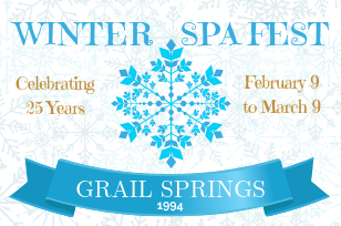 Winter Spa Fest - Celebrating 25 Years