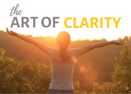 The Art of Clarity ~ with Caroline EagleSong Woman
