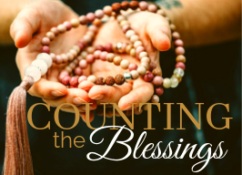 Counting the Blessings ~ Welcome Contemplation's 7pm