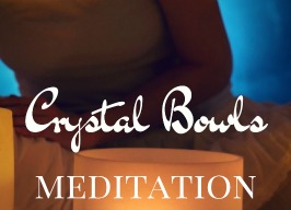 Crystal Bowl Meditation ~ with David Donnelly