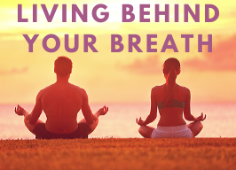 Living Behind Your Breath ~ with Hugh Perry