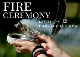 Friday Morning Fire Ceremony 11:15am