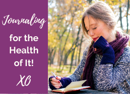 Journaling for the Health of It! ~ with Wendy Fouts