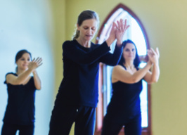 The Art of Tai Chi ~ with Marion Lott