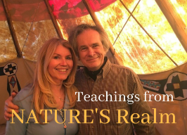 Teachings from Nature's Realm with Mary-Catherine Waymouth & Richard Capener 7pm