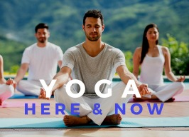 Yoga Here & Now ~ with Evita Ochel 7pm