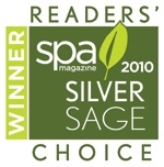 Silver Sage Award Top 5 International Spas
