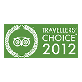 Tripadvisor 2012 Travelers' Choice Award