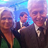 Bill Clinton July 2015 New York - Clinton Global Initiative Foundation