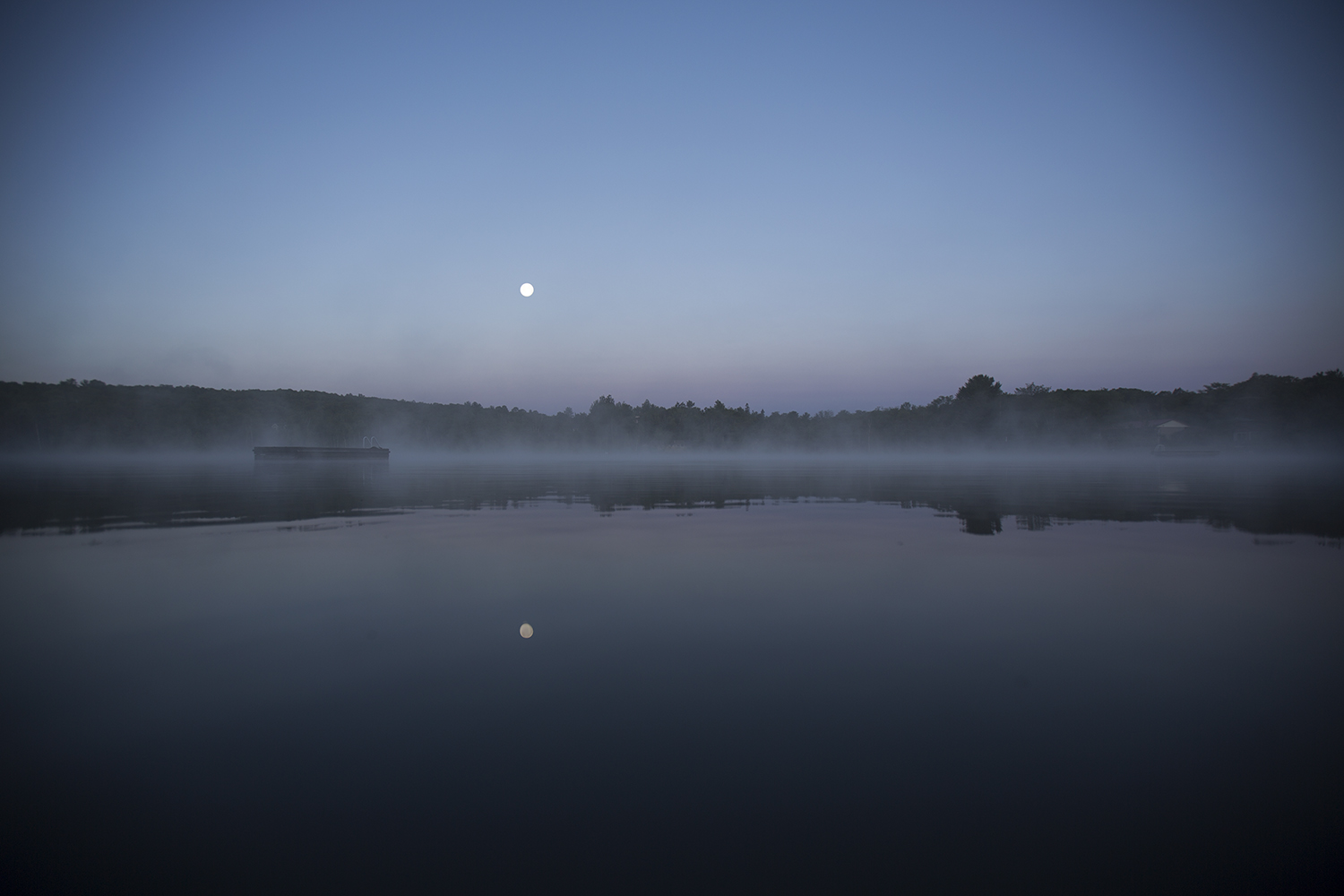 Full Moon Magic on Chalice Lake